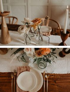 Wedding Decorations, Table Decorations, Reception Ideas, Table Centerpieces, Pine, Table Settings, Tables, Weddings, Sunset