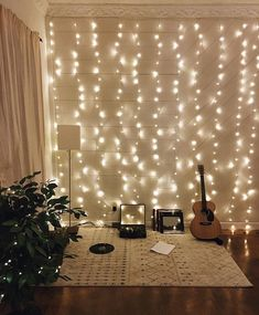 omg this looks like the most romantic date night spot EVER. THIS WITH CHINESE FOOD AND SWEATERS AND UNDIES PLEASE!!!
