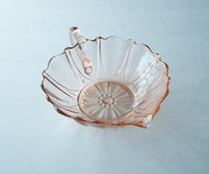 Vintage Anchor Hocking OYSTER and PEARL by ButtercupandCompany