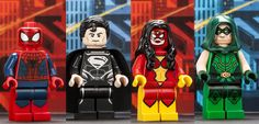LEGO Reveals SDCC 2013 Exclusive Giveaway figures!  These are always a bear to get.  Fingers crossed!