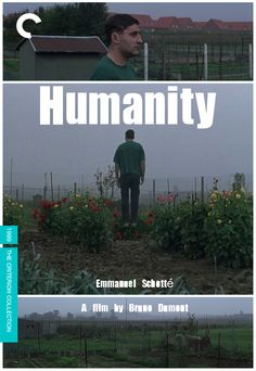 Humanity (1999, Bruno Dumont).   Fake Criterion Blu Ray cover