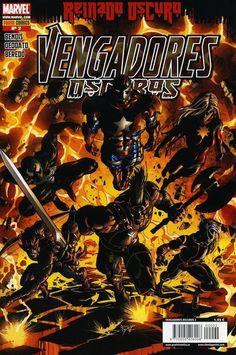 Vengadores oscuros. Reinado oscuro #2