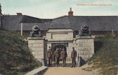 Entrance TO Citadel Halifax Nova Scotia Canada 1903 15 Valentine Postcard Halifax Citadel, Nova Scotia Travel, Acadie, Mount Rushmore, Entrance, Ebay, Mountains, History, World