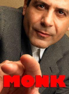 Affiches, posters et images de Monk (2002) - SensCritique