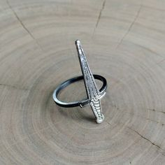 The Dagger Ring in Sterling Silver // PRE-SALE // The by ModEvil