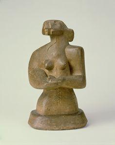 Henry Moore, Half Figure II, 1929