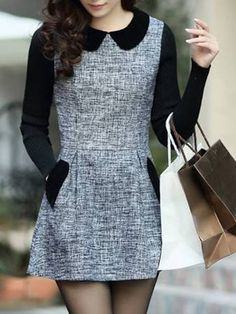 peter pan collar - Google Search