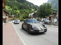 Rassemblement Porsche Club de Savoie.avi - YouTube