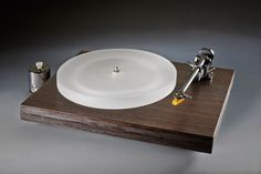 Scheu Analog Cello Classic high end audio audiophile turntable