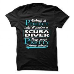 Scuba Diver - #thank you gift #man gift. TRY => https://www.sunfrog.com/Camping/Scuba-Diver-84032739-Ladies.html?68278