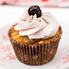 Amarena Cupcakes
