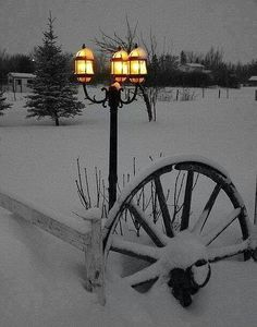 A cool winters night ♡