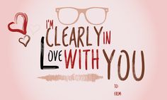 Optometry Valentines EXCLUSIVELY from the Illinois College of Optometry!