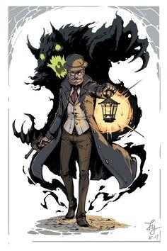 ArtStation - f y Fantasy Character Design, Character Design Inspiration, Character Concept, Character Art, Concept Art, Dungeons And Dragons Characters, D&d Dungeons And Dragons, Dnd Characters, Fantasy Characters