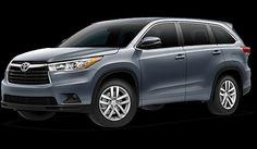 Toyota Highlander 2014 | Hybrid & Mid-Size SUVs