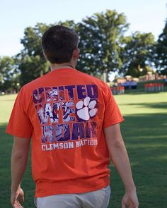 Orange isn't just a color. It's a way of life. #solidorange