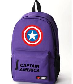 The Avengers Captain America Winter Soldier backpack