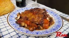 Χριστουγεννιάτικο μενού του daddy cool 2018 Pot Roast, Pork, Lunch, Beef, Chicken, Dinner, Ethnic Recipes, Coq Au Vin, Carne Asada
