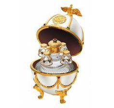 Imperial Collection Premium Fabergé Ei Vodka