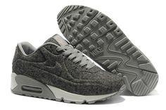 Nike Air Max 90 VT Vac Tech Tweed Wolf Grey