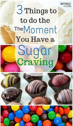 overcome those sugar cravings!