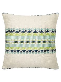 Symmetrical Pillow by Loloi Pillows at Gilt
