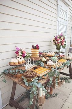 tavolo dolci matrimonio
