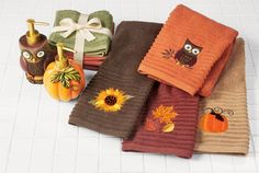 Fall Decor for your bathroom. #shopko