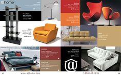 Catalog Design, product photos on #Grid