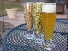 Single-Malt, Single-Hop IPA (For Beginning Homebrewers) Recipe Beer Brewing Kits, Brewing Recipes, Homebrew Recipes, Beer Recipes, Make Your Own Beer, Brew Your Own, How To Make Beer, Ale Recipe, American Ipa
