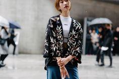 Seoul Fashion Week 2017