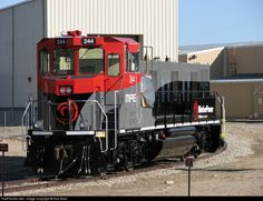 RailPictures.Net Photo: MPEX 244 Motive Power Industries MPE3 at Boise, Idaho by Rob Boes