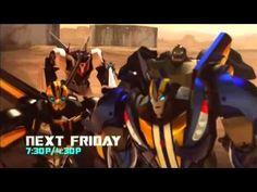 Transformers Prime (Beast Hunters) Season 3 Episode 10 Minus One HD [Sho...