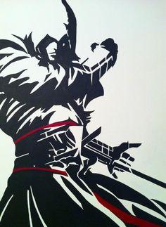 Ezio print-Assassin's Creed