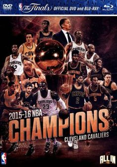 NBA: 2015-2016 Champions - Cleveland Cavaliers
