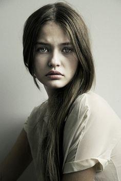 Kristina Romanova @ Premier Models by Silja Magg
