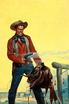 Gunman's Grass by Robert Stanley, 1954