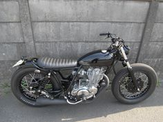 The Original Bratstyle – Custom Yamaha SR400