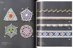 Kazekobo's Classical Crochet Patterns Japanese by pomadour24