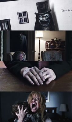 These images are super intense. the color of this film is insane and it gives me goose bumps. The cinematography of this film is incredible and I think this is one of the most interesting psychological horror film. Best Horror Movies, Horror Films, Scary Movies, Drama Movies, The Babadook, Light Film, Scary Art, Comic, Best Horrors