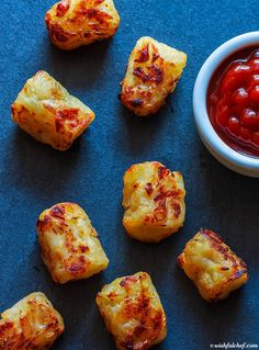 Homemade Tater Tots | 27 Of The Most Delicious Things You Can Do To Vegetables