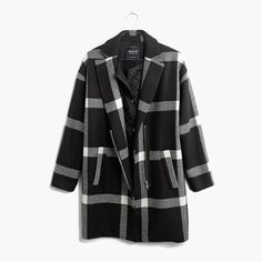 hint, hint – this Madewell checkmark zip coat is on my wishlist (+ winning a trip for two to Paris from Madewell). more info here: http://mwell.co/giftwellsweeps #giftwell #sweeps