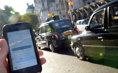 Minicab hailing app Uber is lawful High Court rules