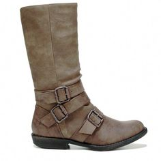 Style bliss with the Angel Mid Calf Boot from Blowfish. f78e0683a3
