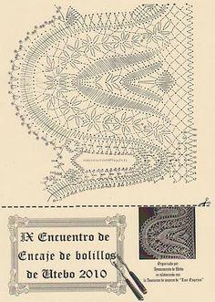 PICADOS / PATRONES DADOS EN DIVERSOS ENCUENTROS DE ENCAJERAS DE BOLILLOS - MANOLO PEREZ-CHUECOS - Picasa Webalbums