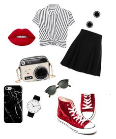 """""""Без названия #43"""" by t-elks on Polyvore featuring мода, T By Alexander Wang, River Island, Rosendahl, Marc Jacobs, Recover и Ray-Ban"""
