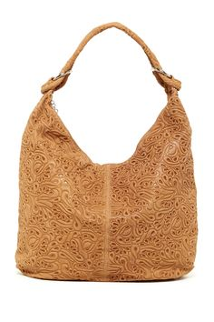 Persaman New York | Merlot Suede Textured Hobo |   Sponsored by Nordstrom Rack. ==