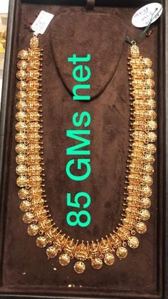 Source by dgugaliya The post appeared first on Trendy. Gold Wedding Jewelry, Gold Jewelry, Gold Necklace, Bridal Jewellery, Collar Necklace, Jewlery, Jewelry Bracelets, Antique Jewellery Designs, Gold Jewellery Design