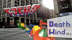 F-ZERO Level#4 Death Wind I|NintendoLandia|Old Fashion Gamer|Gameplay HD