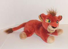 """Disney Store 12"""" KOVU Plush Lion King Simba's Pride  #stuffedanimals #toys"""